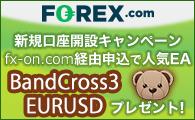FOREX.com��������������BandCross3 EURUSD�������