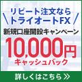 インヴァスト証券 トライオートFX 口座開設