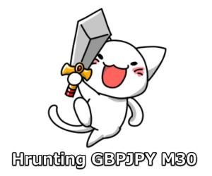 Hrunting GBPJPY M30