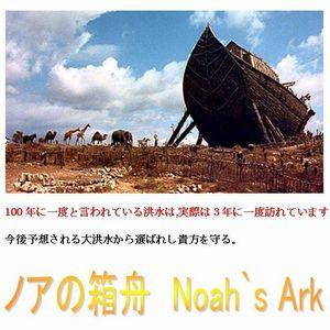 Noah`s Ark AUDJPY