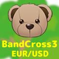 BandCross3 EURUSD お値段アップ!orz 9/16(火)19:00 34,800円 ラストチャンス!!