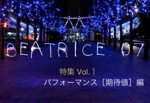 2015 年間最優秀ストラテジー「Beatrice 07」その① パフォーマンス(期待値)編